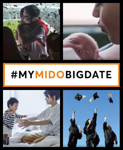 MyMidoBigDate Key visual