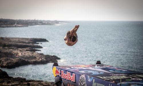 Credit: Romina Amato/Red Bull Content Pool_Polignano_Alessandro De Rose